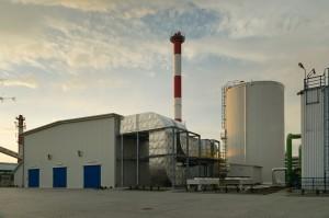Kogeneracyjny układ gazowy obiekt EC-III